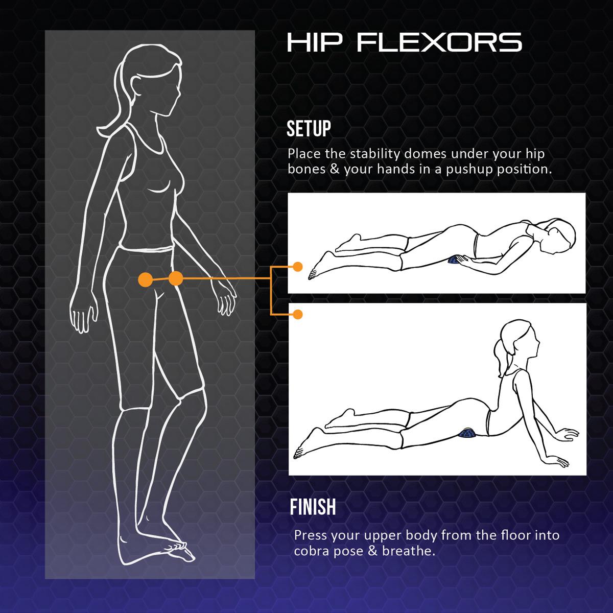 wave5 hip flexors